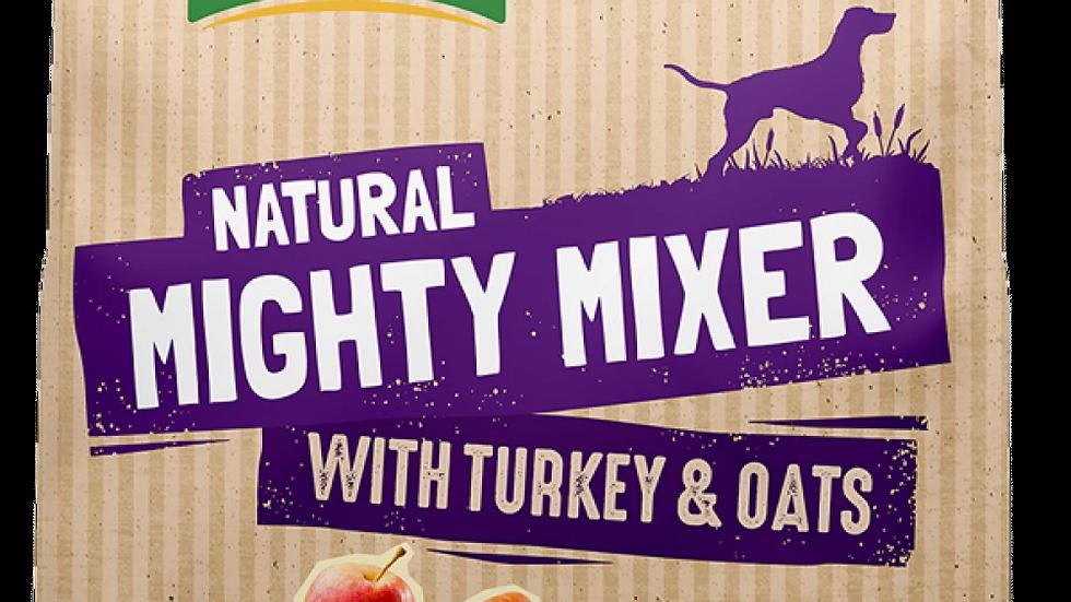 Might Mixer with Turkey & Oats