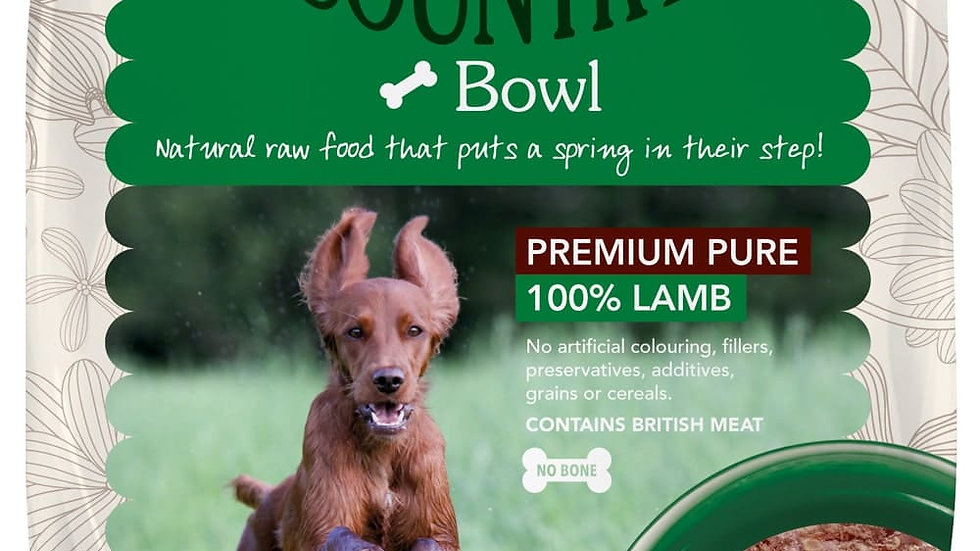 Albion Premium Pure Lamb
