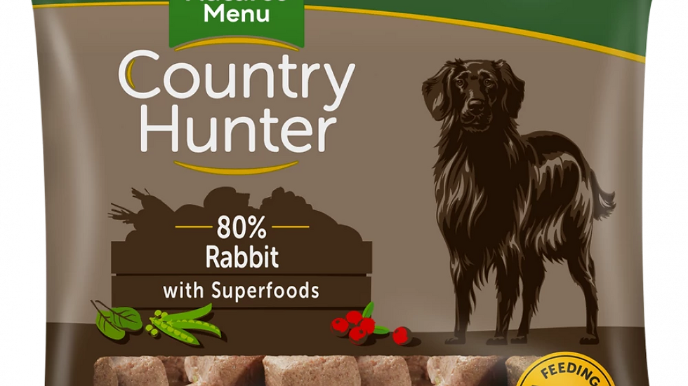 Country Hunter Full-Flavoured Rabbit Nuggets