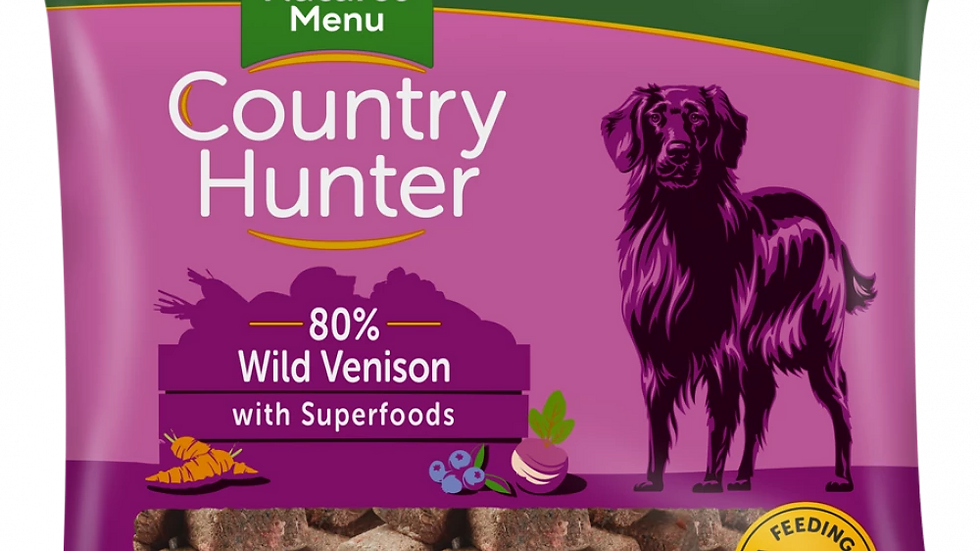 Country Hunter Wild Venison Nuggets