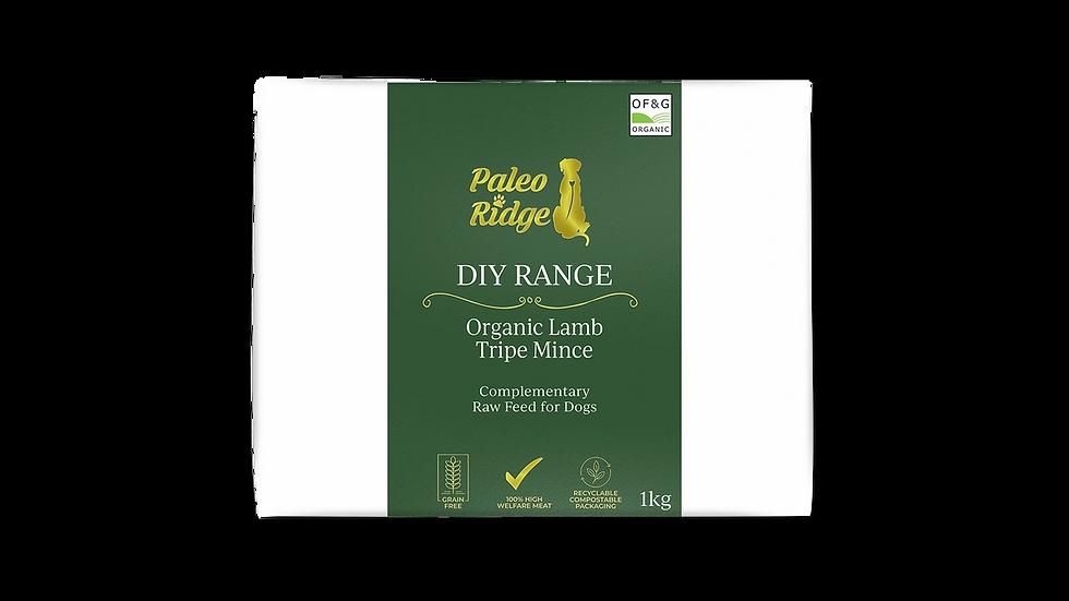 DIY Organic Lamb Tripe Mince (1kg)