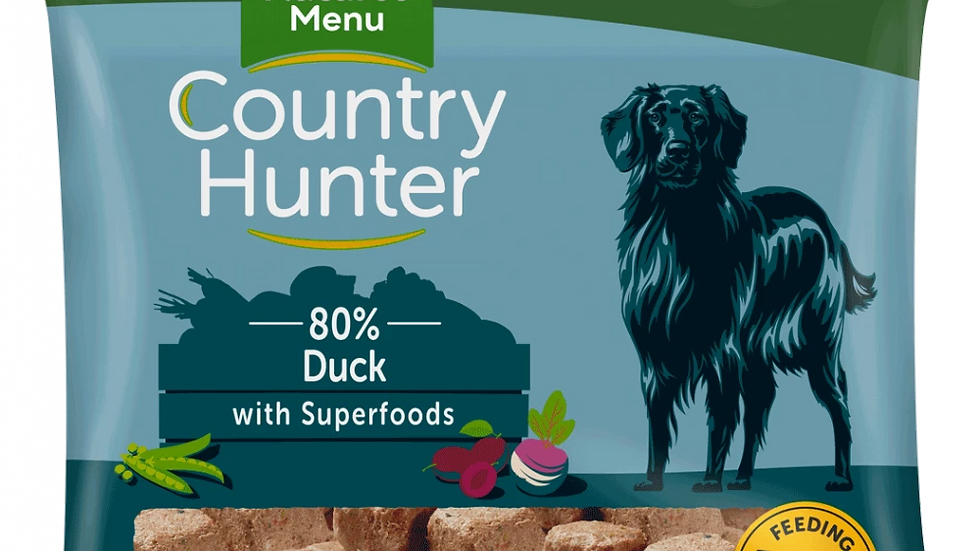 Country Hunter Succulent Duck Nuggets