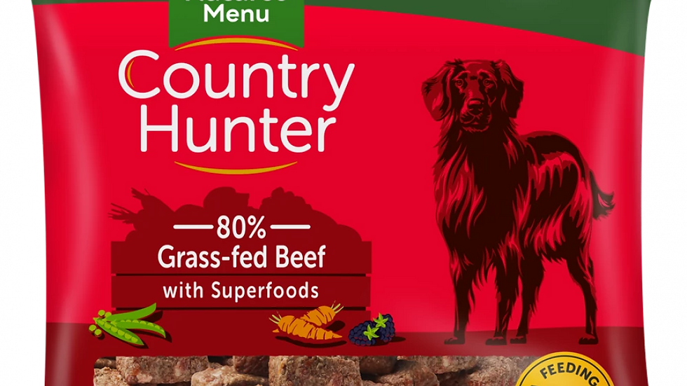 Country Hunter Grass-fed Beef Nuggets