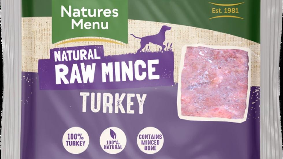 Just Turkey Raw Mince