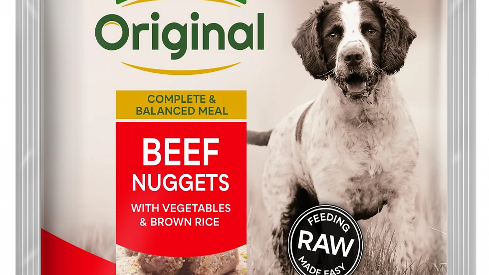 Beef Nuggets