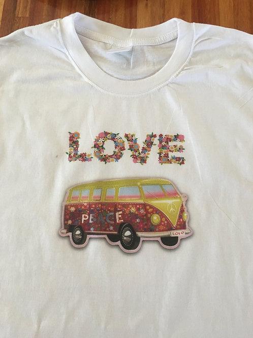 T shirt Love