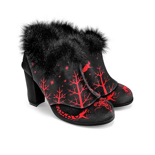 Chocolaticas Salem High heels