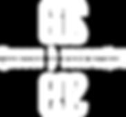 GOS logo white