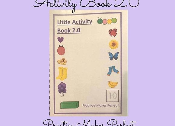 Little activity book 2.0