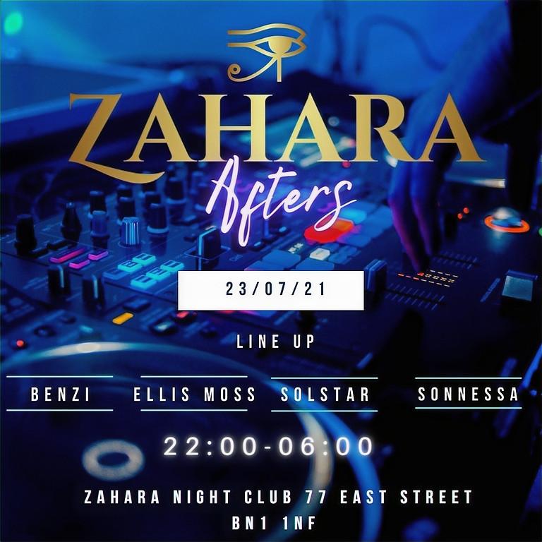 Zahara Afters