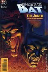 Batman Shadow of the Bat 37