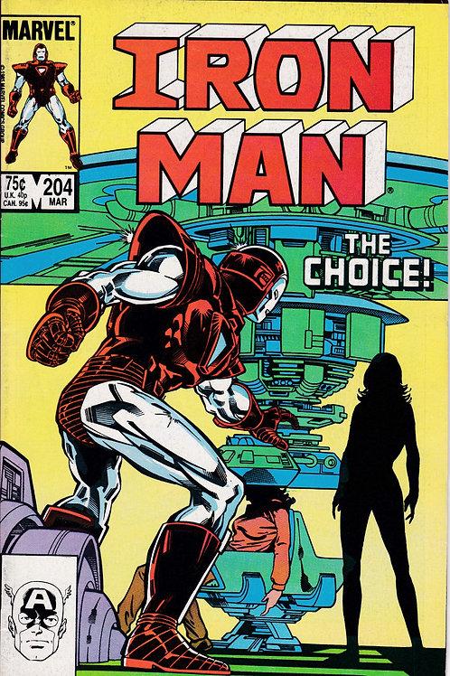 Iron Man 204 Iron Man takes on AIM