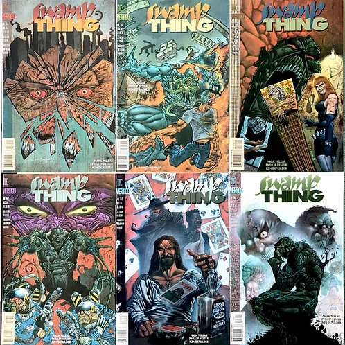 SWAMP THING 1982 Series Never Read CHOOSE ONE 144 145 146 147 148 149