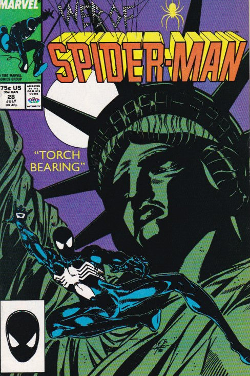 Web of Spider-Man 28