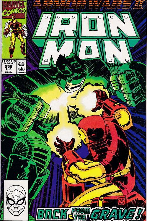 Iron Man 259 Armor Wars 2