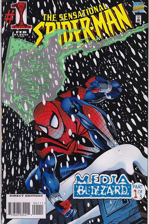 Sensational Spider-Man 1