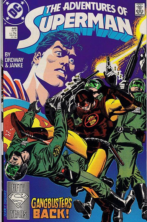 Adventures of Superman 446