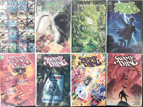 SWAMP THING 1982 Series CHOOSE ONE 101 103 104 110 111 112 117 118