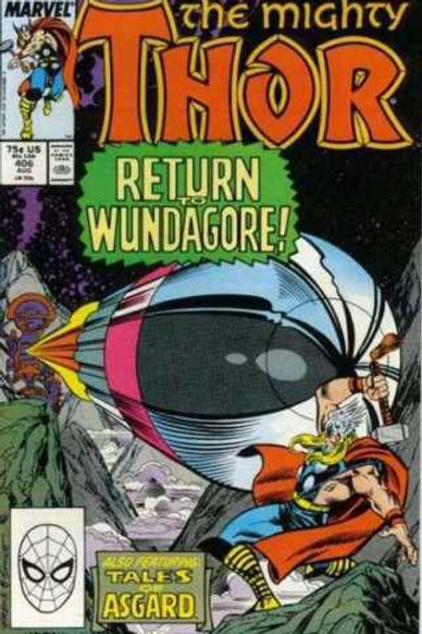 THOR 406 Aug 89 War With Wundagore