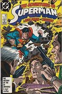 Adventures of Superman 428