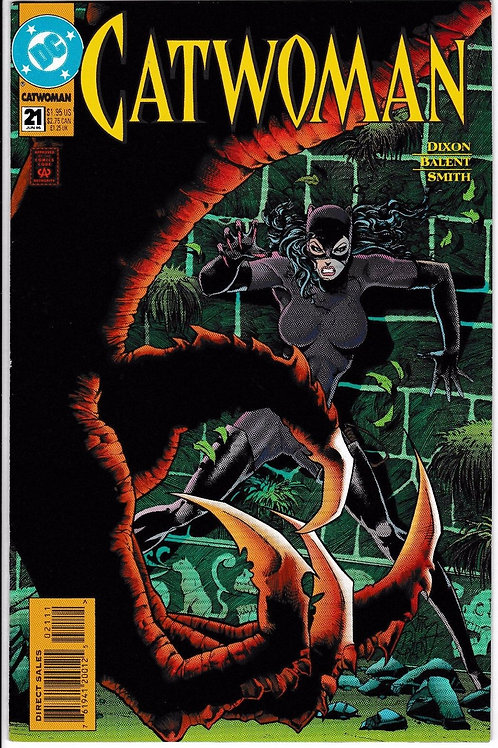 CATWOMAN 21 DC Comics 1993 Series