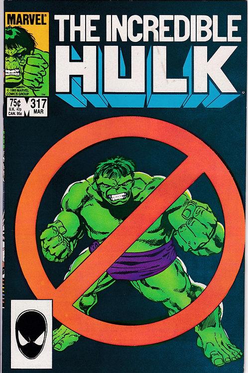 Incredible Hulk 317