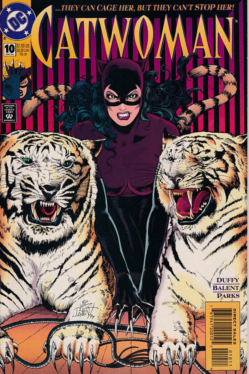 Catwoman 10 Falling Star