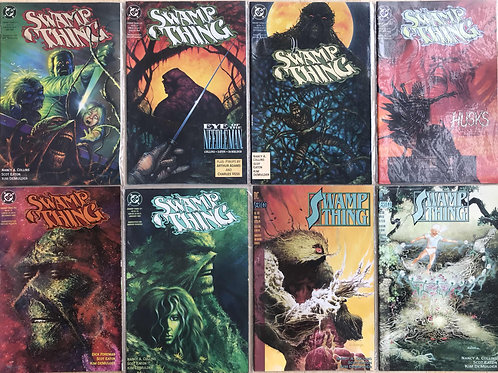 SWAMP THING 1982 Series NM Never Read CHOOSE ONE 119 122 123 124 126 127 129 130