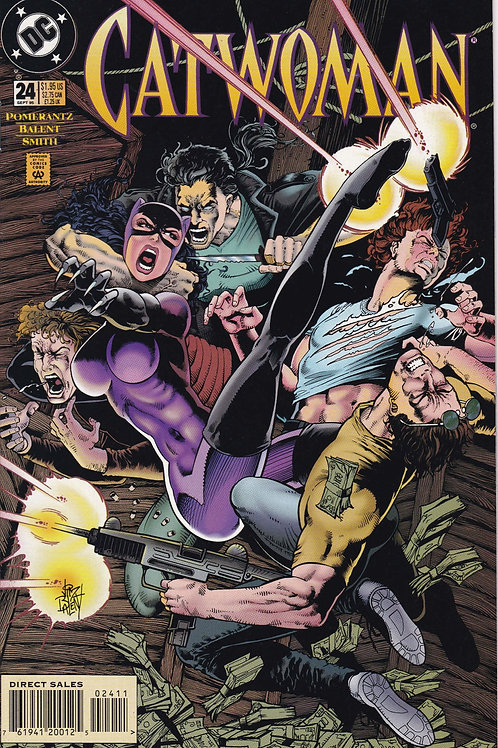 Catwoman 24 Family Ties Part 3