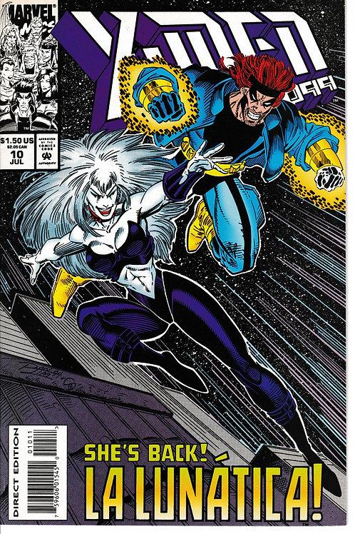 X-MEN 2099 Vol 1 10 La Lunatica is back