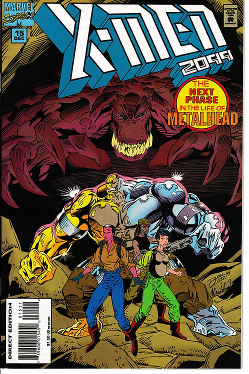 X-MEN 2099 Vol 1 15 Dec 94 Shadows & Light