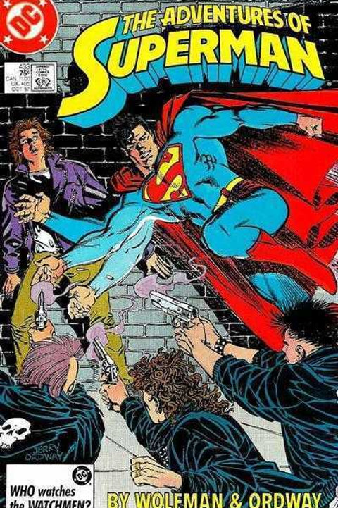 Adventures of Superman 433