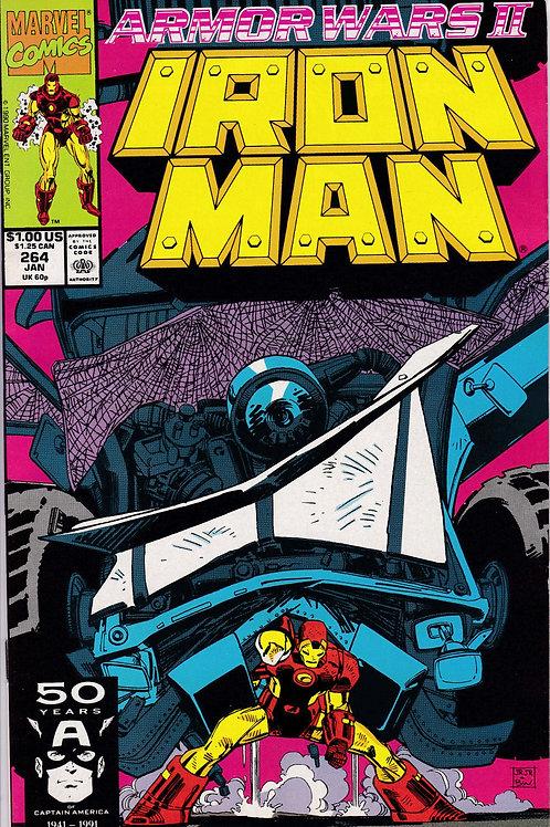 Iron Man 264 Mandarin & Fin Fang Foom