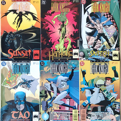 BATMAN LEGENDS OF THE DARK KNIGHT 41 43 51 52 55 56 Choose One or More