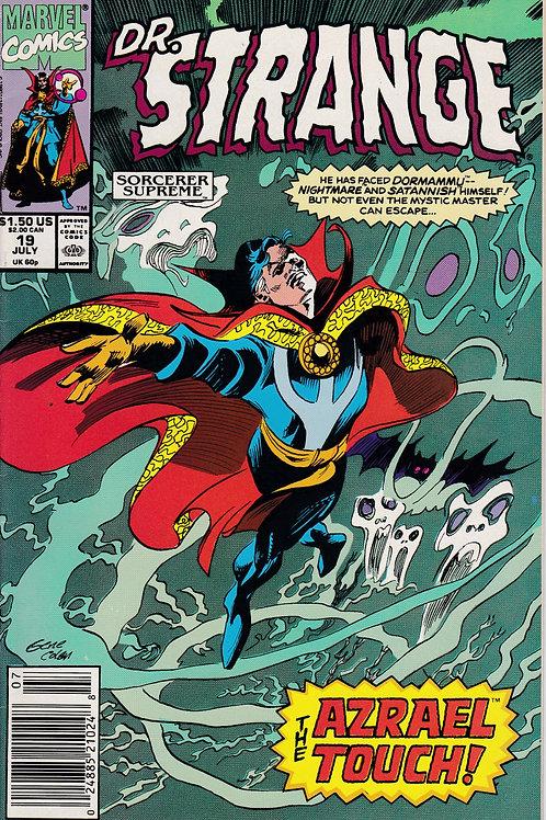 DOCTOR STRANGE SORCERER SUPREME 19 Marvel Jul 90