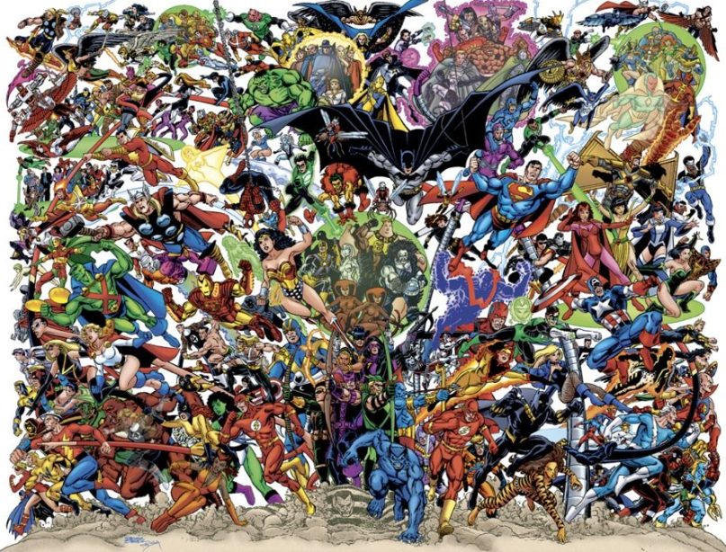 marvel-dc-comic-movies