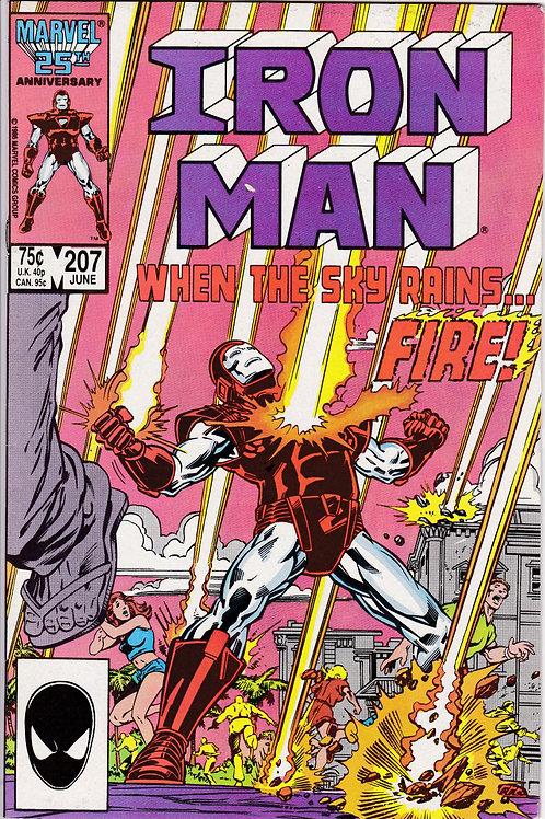 Iron Man 207 Heat