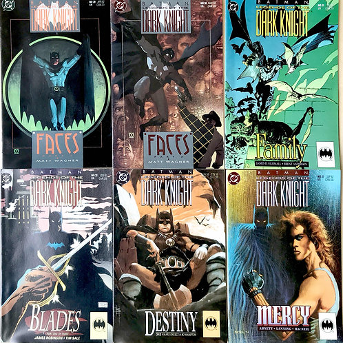 BATMAN LEGENDS OF THE DARK KNIGHT 29 31 32 35 37 Choose One or More