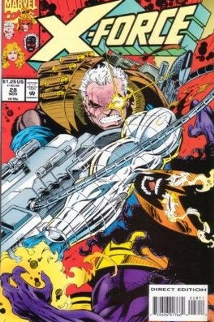 X-Force 28