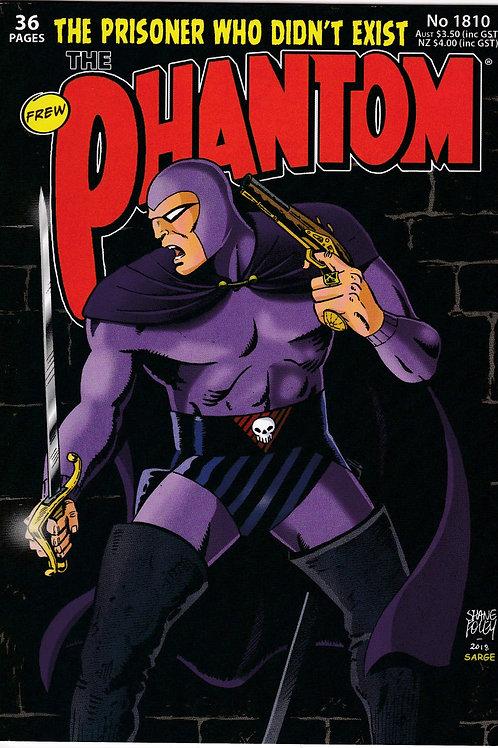 Phantom 1810 The Prisoner Who Didn't Exist