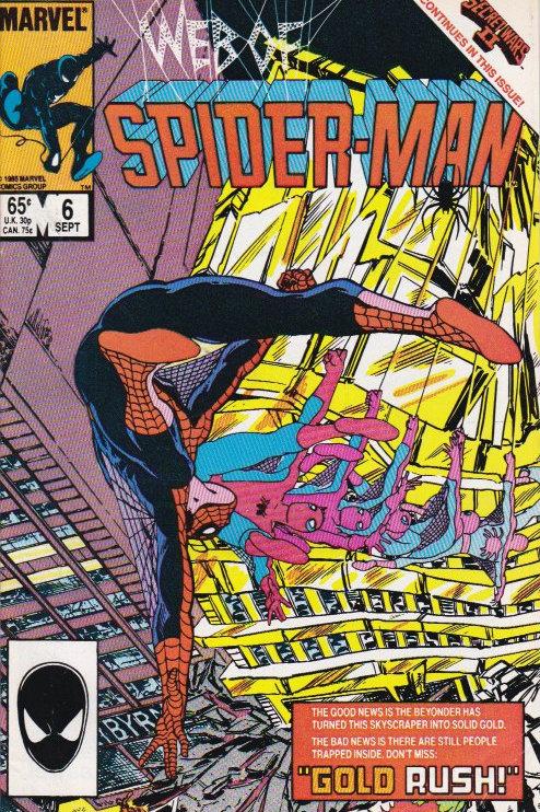 Web of Spider-Man 6