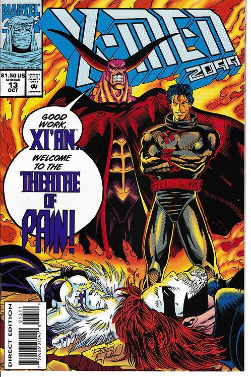 X-MEN 2099 Vol 1 13 Oct 94 Dead End