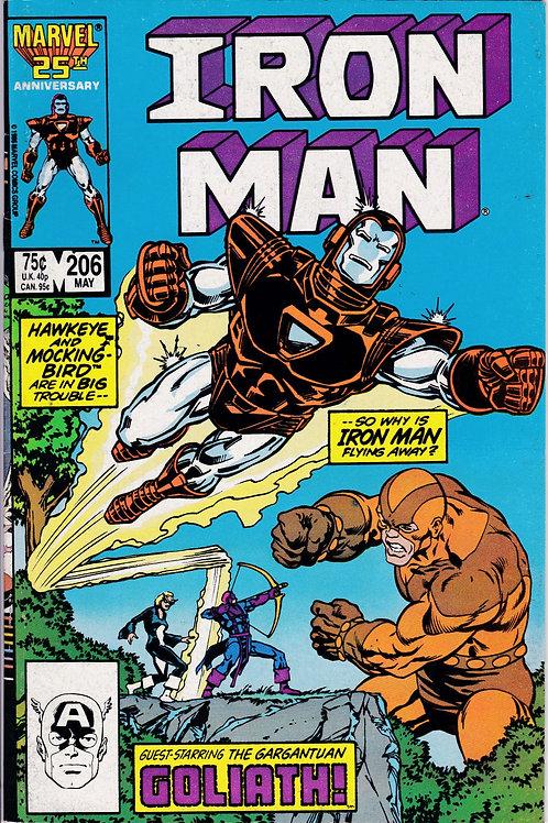 Iron Man 206 Hawkeye & Mockingbird App
