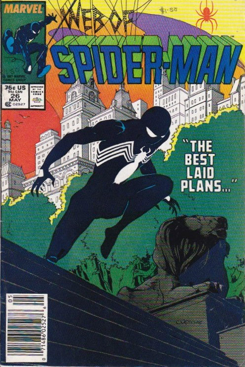 Web of Spider-Man 26