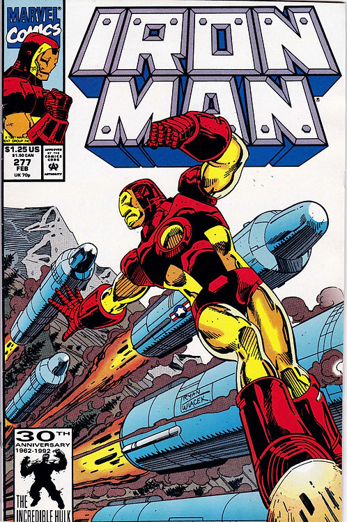 Iron Man 277 Last John Byrne Script