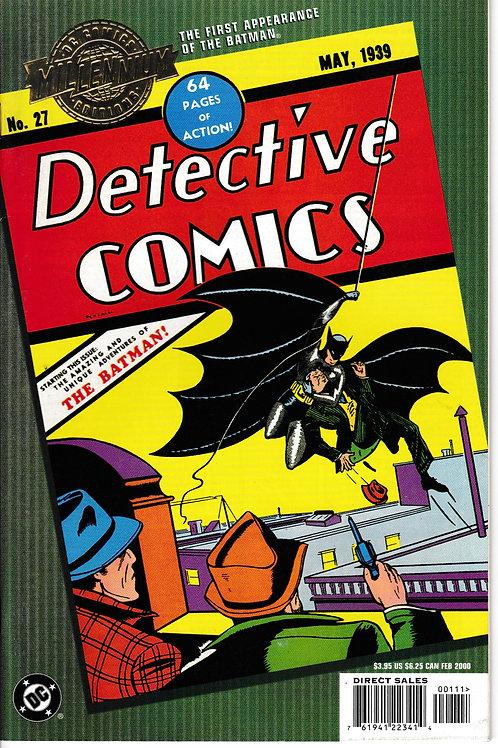 Detective Comics 27 DC Millennium Reprint Feb 2000