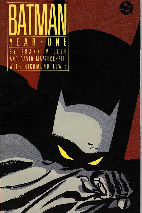 BATMAN YEAR ONE TPB DC 1988