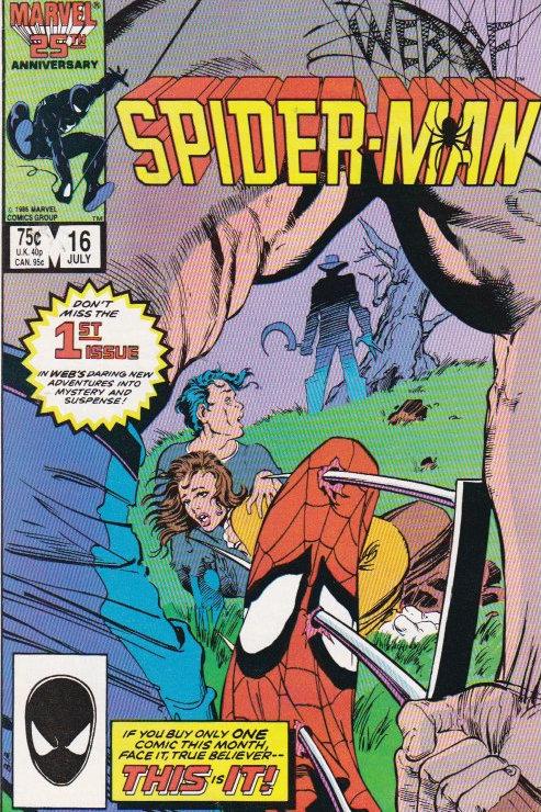 Web of Spider-Man 16