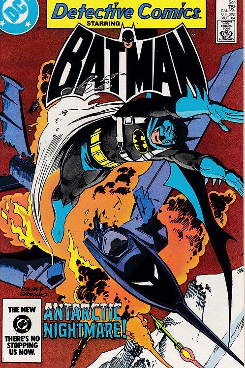 DETECTIVE 541 Aug 84 Robin (Jason Todd) appearance.