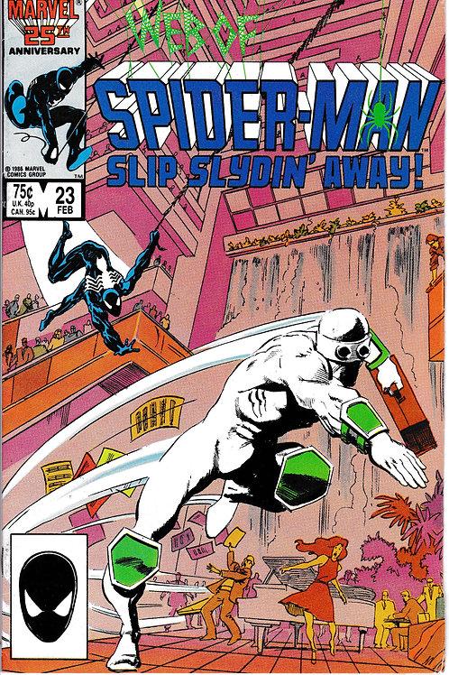 Web of Spider-Man 23